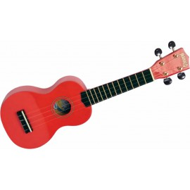 UKULELE BATON ROUGE SOPRANO UK11 ROUGE