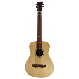 GUITARE FOLK LITTLE MARTIN ELECTRO + HOUSSE LX1E