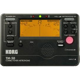 ACCORDEUR METRONOME KORG TM50 NOIR