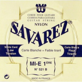 SAVAREZ CARTE BLANCHE CORDE 1 MI 521B