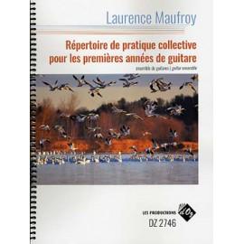 MAUFROY REPERTOIRE DE PRATIQUE COLLECTIVE