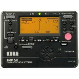ACCORDEUR METRONOME ENREGISTREUR KORG NOIR TMR50
