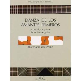 GONZALEZ DANZA DE LOS AMANTES EFIMEROS HL26566