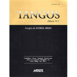 TANGOS ALBUM 1 MEL4028