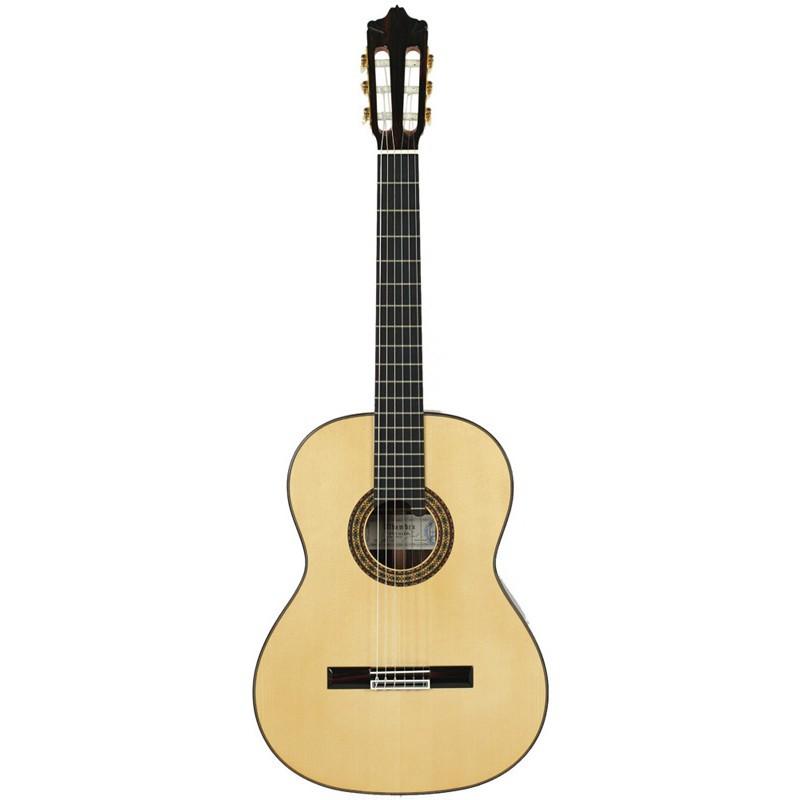 guitare alhambra 4p 3 4 epicea l 39 atelier de la guitare. Black Bedroom Furniture Sets. Home Design Ideas