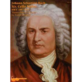 BACH 6 CELLO SUITES BWV 1007-1012 ECH114
