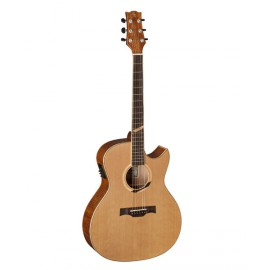 GUITARE FOLK ELEC BATON ROUGE MYSTIQUE