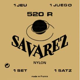 SAVAREZ CARTE ROUGE JEU 520R