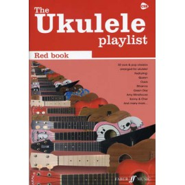 UKULELE PLAYLIST RED BOOK