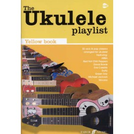UKULELE PLAYLIST YELLOW BOOK