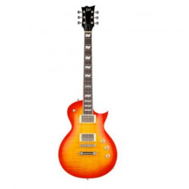 GUITARE LTD ELECTRIQUE ECLIPSE 256 FLAMED