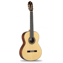 GUITARE ALHAMBRA FLAMENCO 5FP PURE