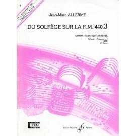 ALLERME FM 440.3 CHANT ANALYSE ELEVE