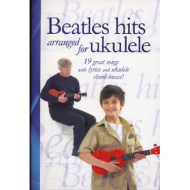 UKULELE BEATLES 19 GREAT SONGS NO91223