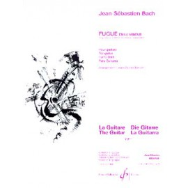 BACH FUGUE EN LA MINEUR GB5777