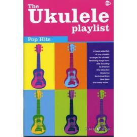 UKULELE PLAYLIST POP HITS FA538606