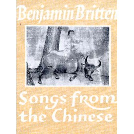 BRITTEN SONGS FROM THE CHINESE BH5100017