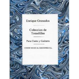GRANADOS COLECCION DE TONADILLAS UMG22458