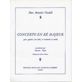VIVALDI CONCERTO EN RE MAJEUR YEPES ETR585