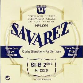 SAVAREZ CARTE BLANCHE CORDE 2 SI 522B