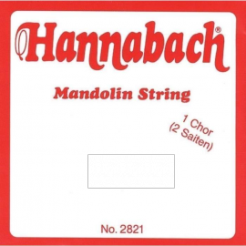 HANNABACH MANDOLINE CORDE MI 010