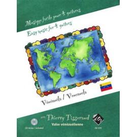 MUSIQUE FACILE 4 GUITARES : VENEZUELA DZ979
