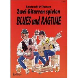 RATZKOWSKI THOMSEN 2GT JOUENT BLUES RAGTIME 227