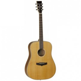 GUITARE FOLK TANGLEWOOD DREAD NAT