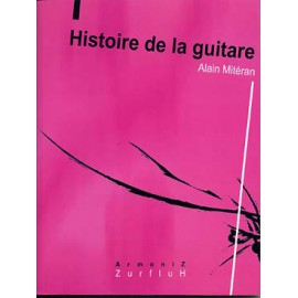 MITERAN HISTOIRE DE LA GUITARE AZ1468