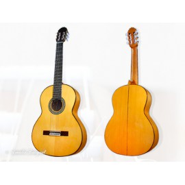 GUITARE BURGUET FLAMENCO 2F