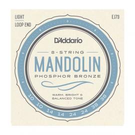 D'ADDARIO MANDOLINE PHOSP BRONZE 10/38 EJ73