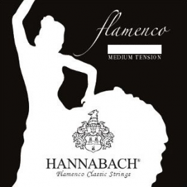 HANNABACH FLAMENCO 4 RE MEDIUM 8274MT