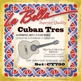 CORDES TRES CUBAN LABELLA CT750