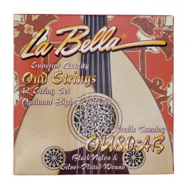 LABELLA OUD 12 CORDES Arabic High OU80A