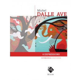 DALLE AVE 8 EXPRESSIONS DZ2118