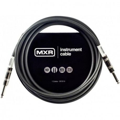 CABLE MXR STANDARD JACK/JACK 3M