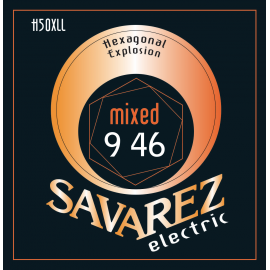 SAVAREZ HEXAGONAL EXPLOSION MIXED 09/46 JEU H50XLL