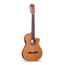 GUITARE ALHAMBRA Z NATURE CEDRE CT EZ