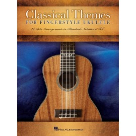 UKULELE CLASSICAL THEMES FOR FINGERSTYLE