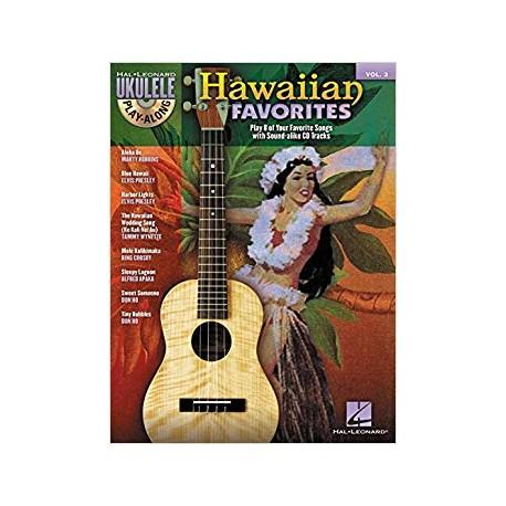 UKULELE PLAY-ALONG HAWAIIAN FAVORITES