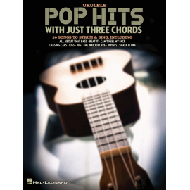 UKULELE POP HITS WITH JUST THREE CHORDS
