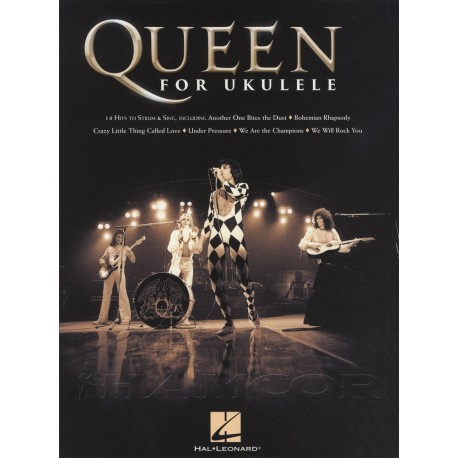 QUEEN FOR UKULELE HL218304