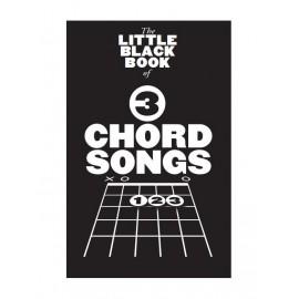 LITTLE BLACK BOOK 3 CHORD SONGS AM1009679