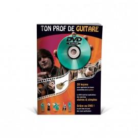 ROUX TON PROF GUITARE ACOUSTIQUE DVD TP0901