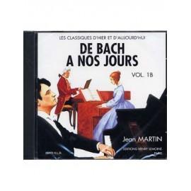 CD DE BACH A NOS JOURS VOL 1B 28443D