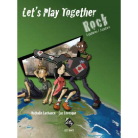 LACHANCE / LEVESQUE LET'S PLAY TOGETHER ROCK  DZ1843