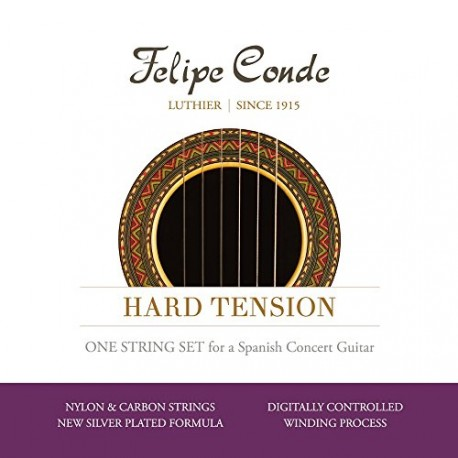 CORDES FELIPE CONDE HARD TENSION FCF