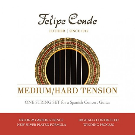 CORDES FELIPE CONDE MEDIUM/HARD TENSION FCMF