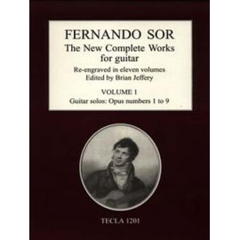SOR THE COMPLETE WORKS 1 TE1201