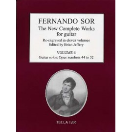 SOR THE COMPLETE WORKS 6 TE1206